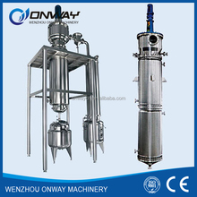 TFE high efficient used oil refinery equipment