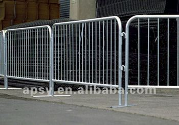 Hot-dipped galvanized for dog Removable fence