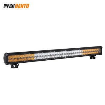 new products 4d lens combo beam led light bar