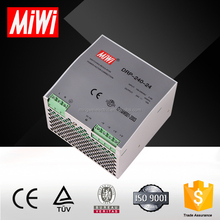 240W (DRP-240) Single Output SMPS Supply Switching Variable High Voltage Power Supply