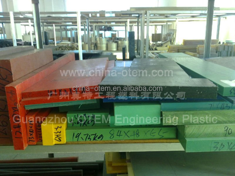 supply plastic NYLON PA panel