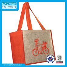 Promotion Large Hessian Bags
