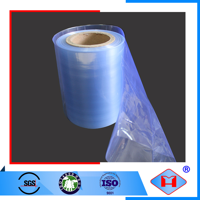 Newest high shrink percentage protector film