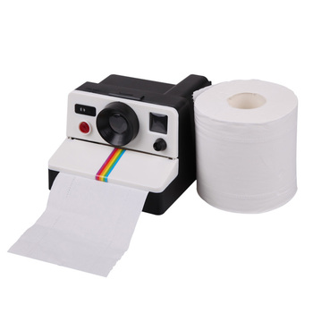 Factory Wholesale Camera Shaped Plastic Tissue Dispenser