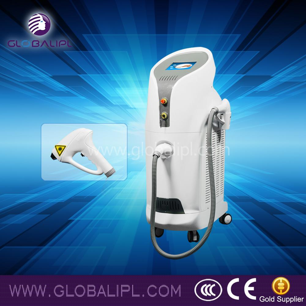 New design permanent germany imported bars nose hair removal machine skin care