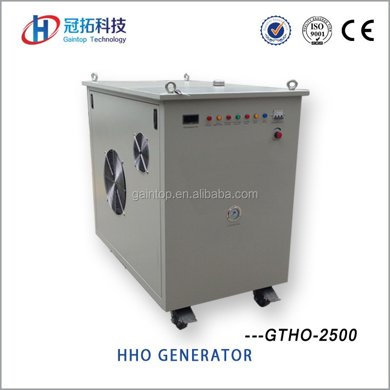 High frequency hydrogen and oxygen cutting equipment, brown gas cutting equipment