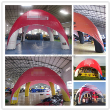 2015 new inflatable tents for events, inflatable spider dome tent for advertising K5008