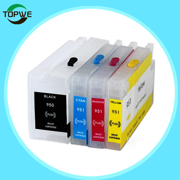4 color ink cartridge 933 932 for HP 7110 7610 inket printer