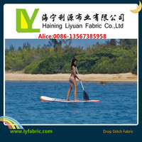 Drop Stitch fabric for inflatable stand up paddle board