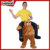 Funny Teddy Mascot Costume Adult Carry me Costume Wholesale