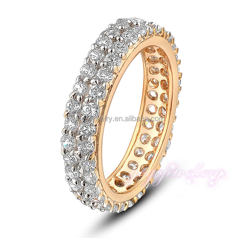 Wholesale new gold model metal simple gold ring designs for men
