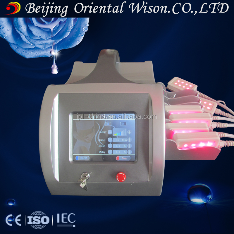 650nm Portable cellulite reduction Lipo Lazer best ultrasound lipo slim laser acne removal light slim wrinkle remover