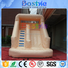 Cheap inflatable bouncers inflatable water slide for sale