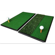 A60 mini golf mat, golf course equipment golf training equipment, driving range mats supplies