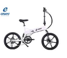 Electric Bike with 250W Hub Motor electric bike foldable bicycle for Adults
