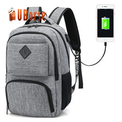 "2018 New Arrival OEM Business School Bags Men Laptop 4 Colors Oxford USB Backpack Bagpack Back Pack for 15""/16""Laptop"