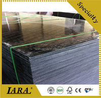 12mm waterproof construction formwork materials/film faced plywood for dubai wholesale market