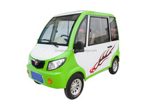 Energy-saving 48V Mini New Electric Automobile for Sale Manufacted in China