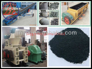 Briquettes Making Wood Charcoal Briquette Machine