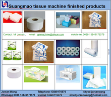 Alibaba gold supplier mini tissue paper making machine, sugar cane wheat straw pulp producing jumbo roll toilet paper for mill