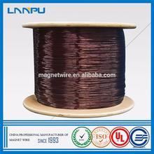 los productos de aluminio Polyimide Winding Coil Wire for submersible motor