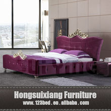 A04 latest nice design classic bedroom furniture
