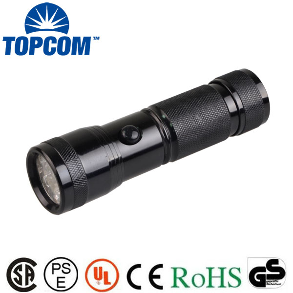 14 Led 380nm Black Light UV Mr Light Led Torch