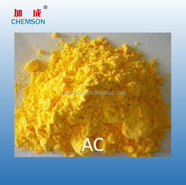 azodicarbonamide manufacturers price raw material rubber chemical foaming agents ac blowing agent