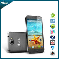 Hot sale! Thl W7 qud core 5.7 inch HD MTK6589 quad core android 4.1 3G mobile phone
