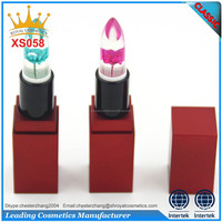 2016 new product magic flower lipstick color changing