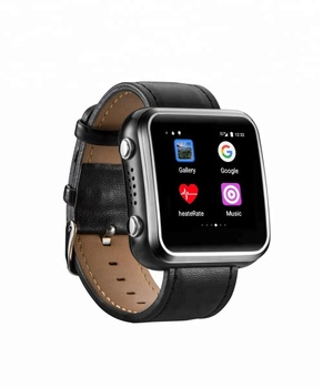 3g network elderly smart watch for Home care, geo fence ,gps heart rate blood pressure function sos call