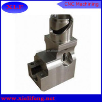 customed aluminium brass/stainless steel prototype and mass production cnc machining parts