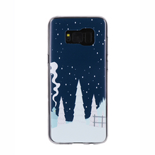 New cartoon mobile casing anti-skidding tpu phone case for Samsung galaxy S8 plus