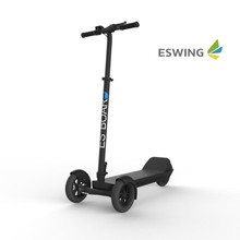 ESWING adult folding 3 wheels electric skateboard scooter