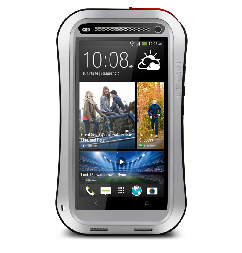 New Arrive Shockproof Tablet Case Shockproof Phone Case For HTC one max t6