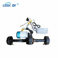 Factory Price Axle Electric Motor Driving Rear Axle For Three Wheeler