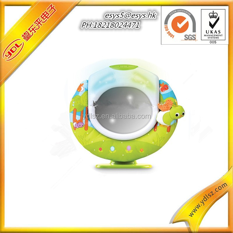 6 buttons white noise sleeping sound machine for baby sister