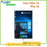 Gold Supplier Onda V820W CH Intel z8300 Quad core 1280*800 8 inch tablet pc touch screen digitizer Shenzhen