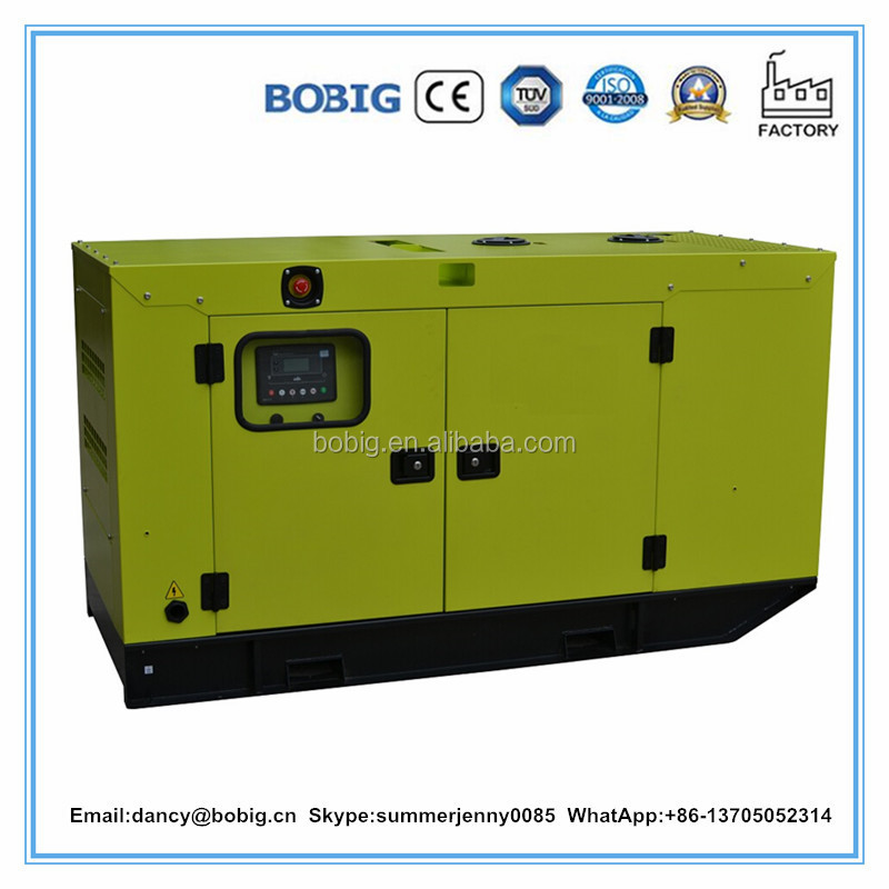 20KVA Diesel standby Generator chinese engine FAWDE with Volvo technology