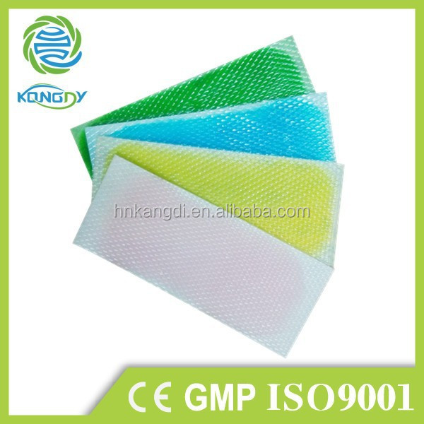 High quality medical devices for cold relief patch cooling paste cooling gel sheet