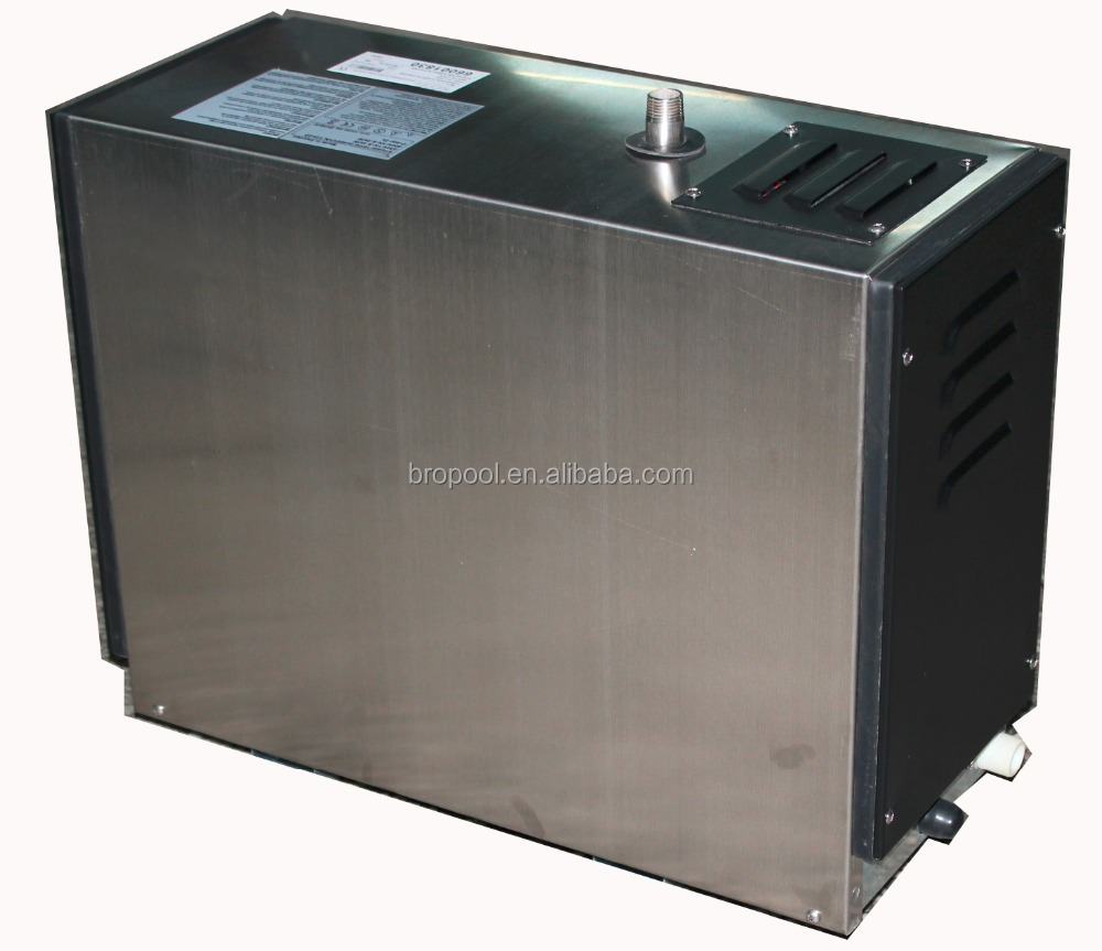 Steam Bath Generator for Steam Bath Room
