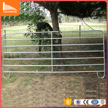 Used corral round pens panels for horse / cattle / goat / sheep ( with ISO9001 and SGS)