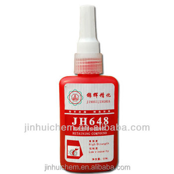 High strength & fast curing Retaining compound 648