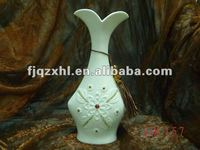 white porcelain home decorative vase