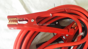 Heavy duty jumper/booster cable/jumper leads