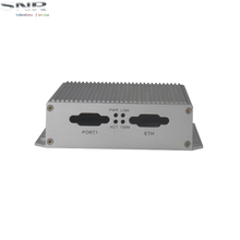 Custom size extruded aluminum project box for electronic equipment