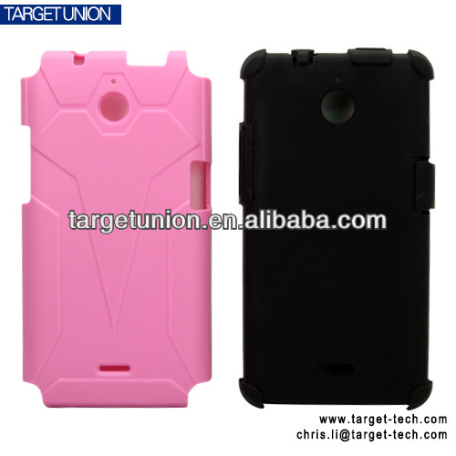 mobile phone rugged case for huawei y301