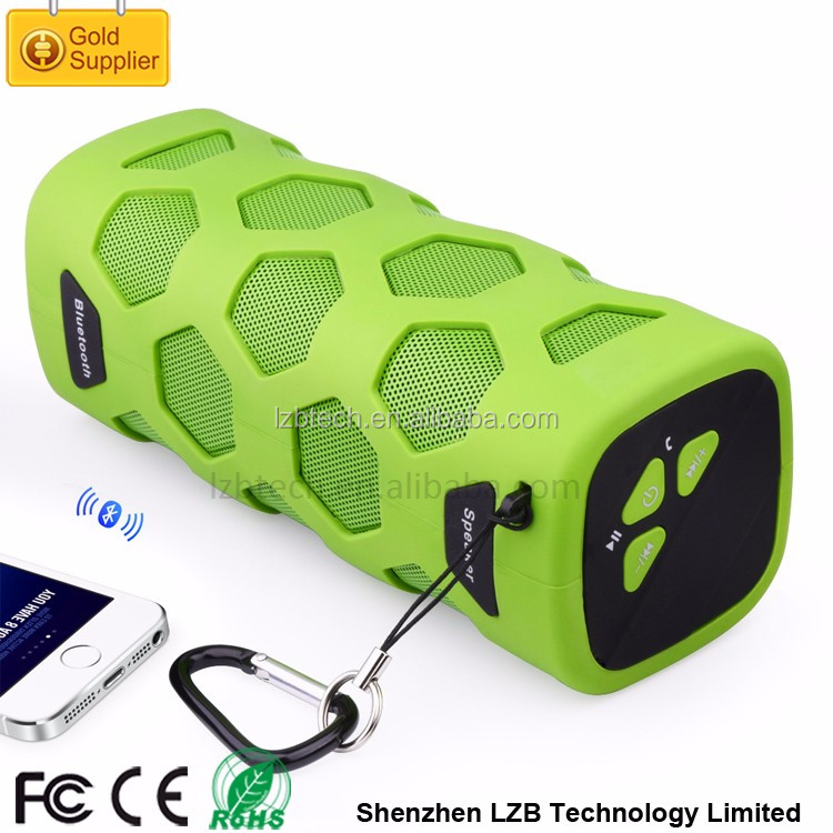 Portable outdoor listening devices 4000mah power bank Rechargeable Battery Speaker Magic Wireless Speaker Power