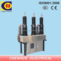 Hot product for OEM ODM service ZW37 33KV 1600a vacuum circuit breaker