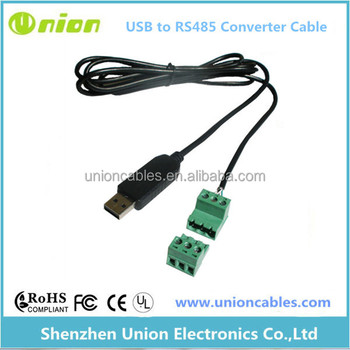 USB to RS485 FT232RL Adapter Converter Industrial Quality + USB Cable